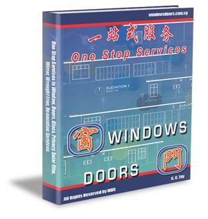 MDS Window Doors Catalogue